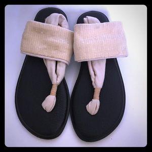 Sanuk Women's Yoga Sling 2 Sandals Size 9